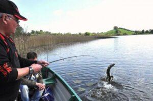 Fishing at Clonandra